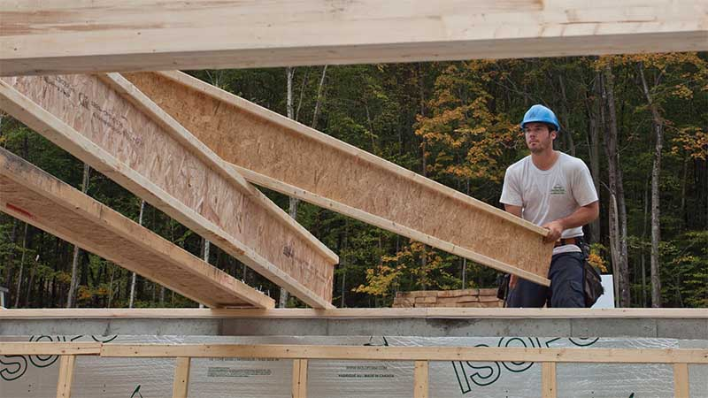 nordic i joists coastal forest products