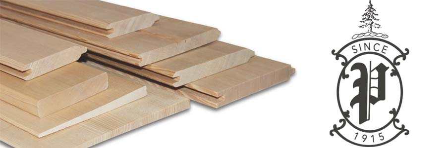 Patrick Lumber Hemlock Trim Boards