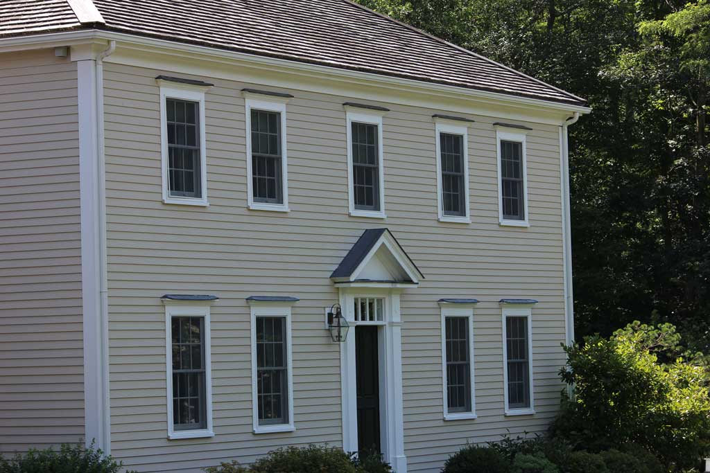 Interfor Cedar Clapboards