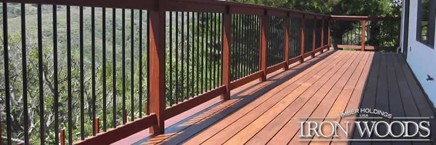 Iron Woods Decking