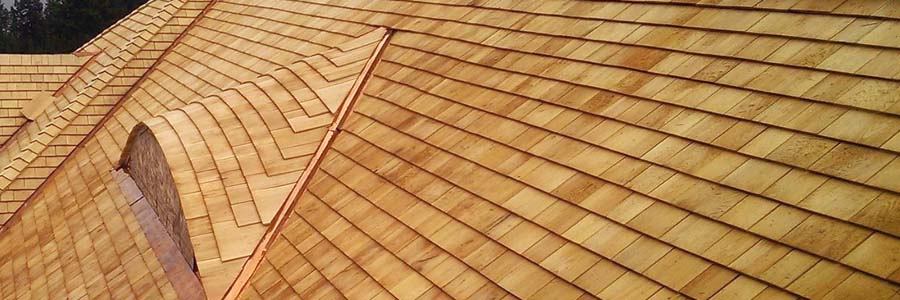 Alaskan Yellow Cedar Shingles