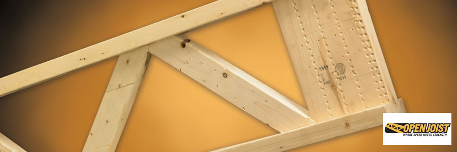 Open Joist Coastal Forest Products