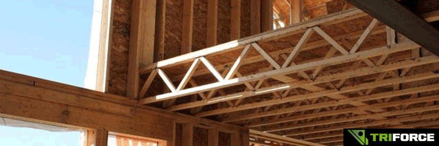 Open joist by triforce coastal forest products for I joist vs floor truss