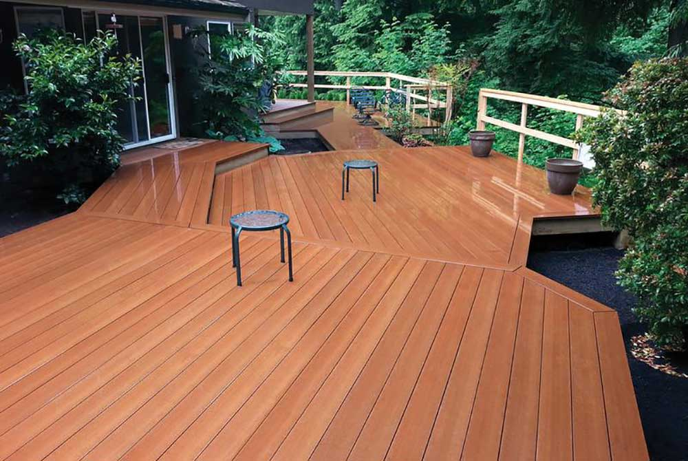 TruGrain Decking & Porch