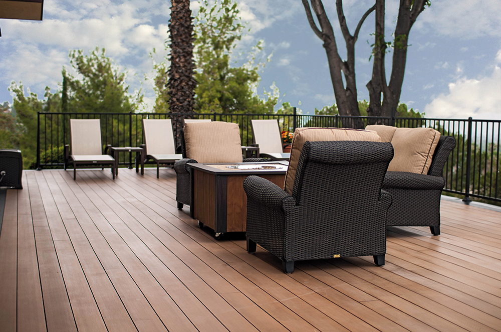 Resysta® Decking & Porch