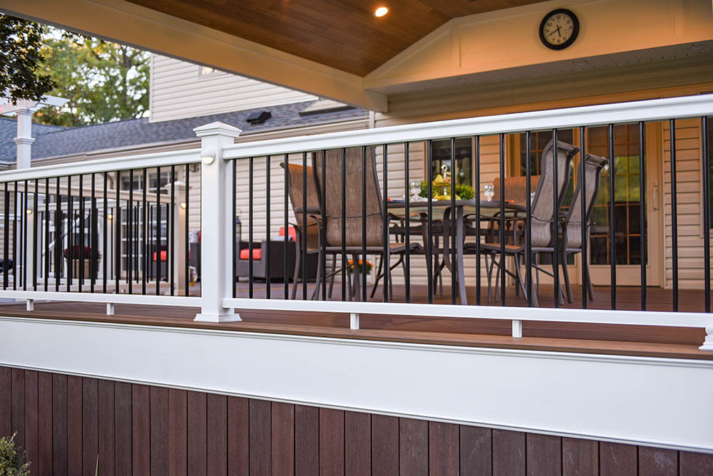 Fiberon Railing Coastal Forest Products