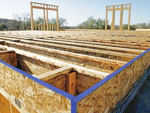 Open Joist By Triforce 174 Coastal Forest Products