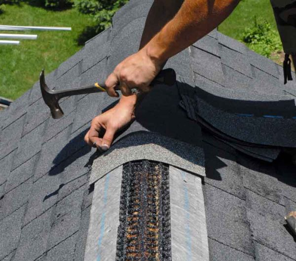 Benjamin Obdyke Ridge Vent Systems Coastal Forest Products