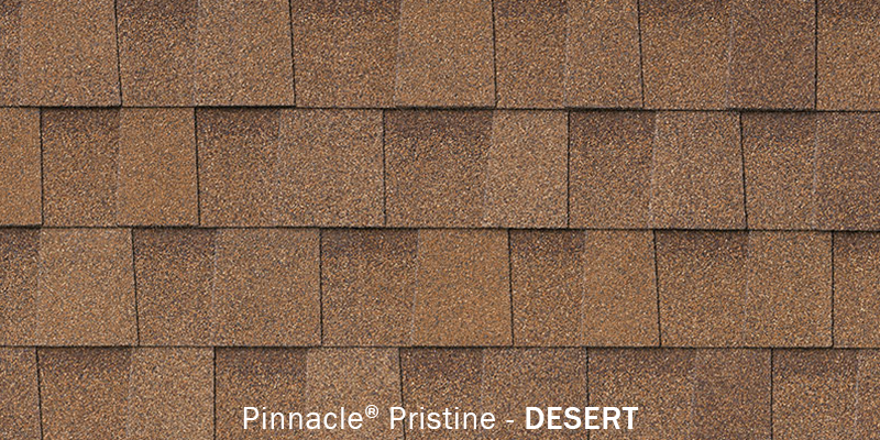 Pinnacle Pristine - Desert