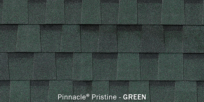 Pinnacle Pristine - Green