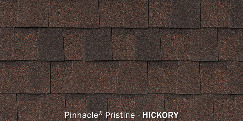 Pinnacle Pristine - Hickory