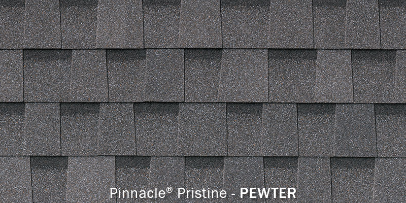 Pinnacle Pristine - Pewter