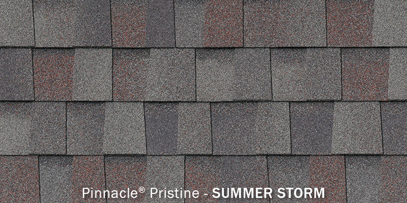 Pinnacle Pristine - Summer Storm