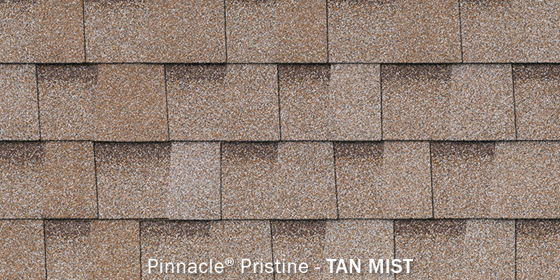 Pinnacle Pristine - Tan Mist
