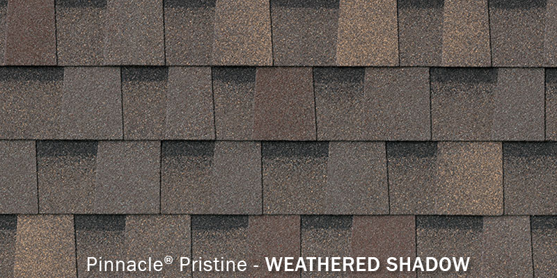 Pinnacle Pristine - Weathered Shadow
