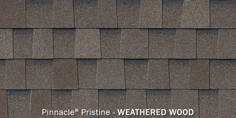 Pinnacle Pristine - Weathered Wood