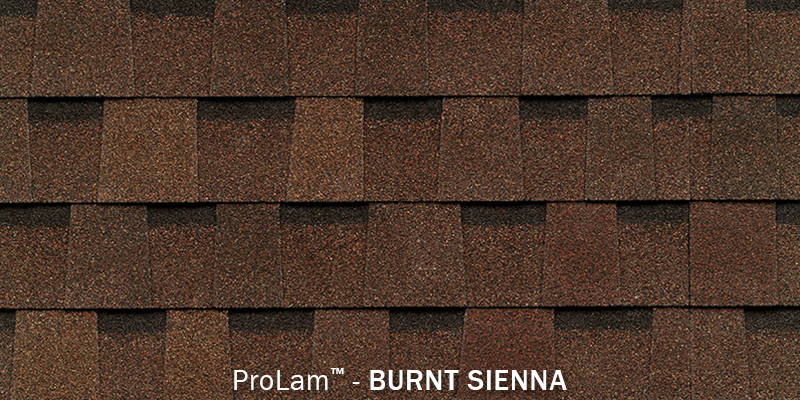 ProLam - Burnt Sienna