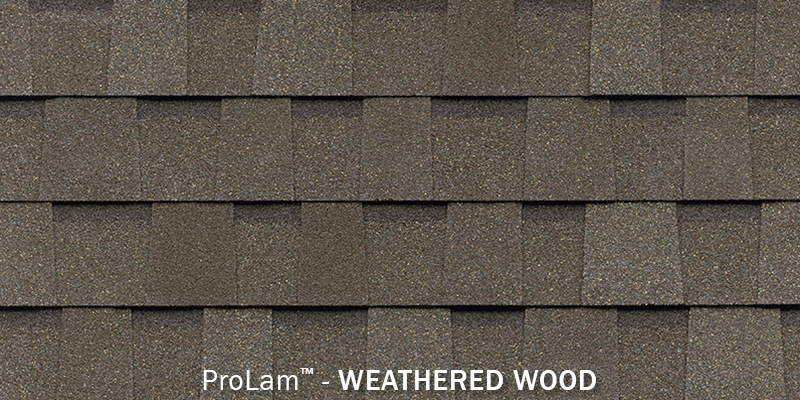 ProLam - Weathered Wood